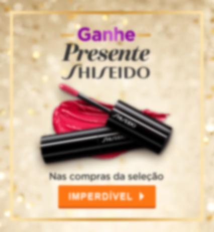 Ganhe Shiseido