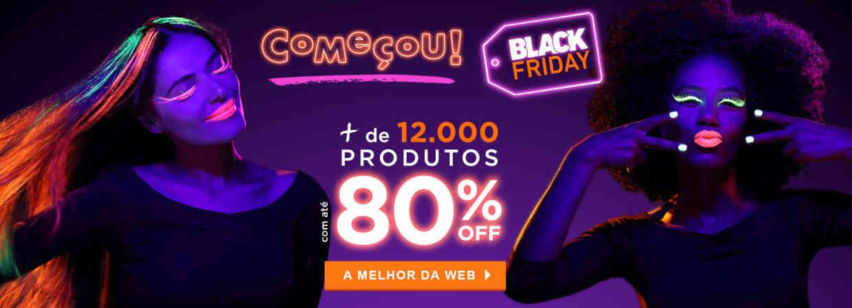 Home: BLACK FRIDAY COMEÇOU 2017