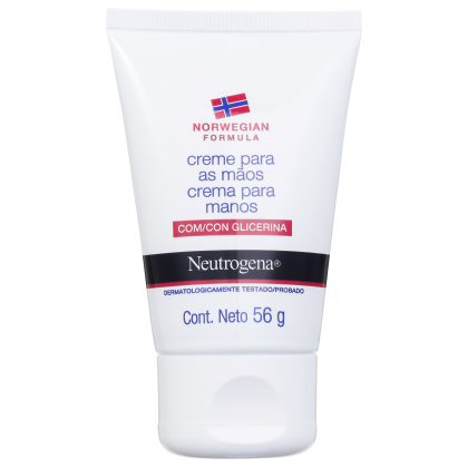 Facial Norwegian formula