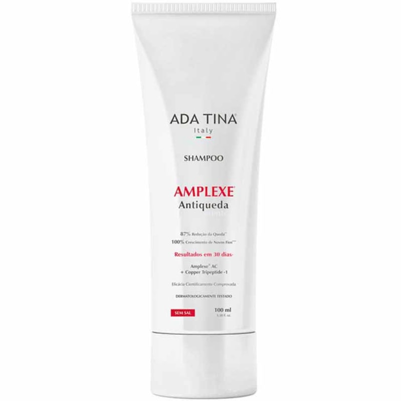 Ada Tina Amplexe Antiqueda - Shampoo 100ml
