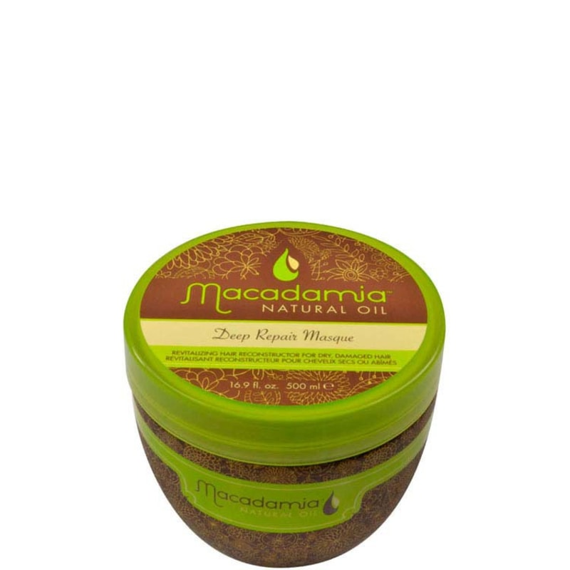 Macadamia Natural Oil Deep Repair Masque - Máscara de Tratamento 500ml