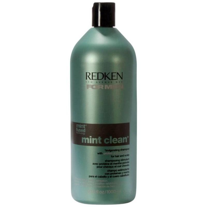 Redken for Men Mint Clean - Shampoo 1000ml