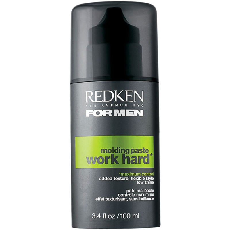 Redken for Men Molding Paste Work Hard - Pasta 100ml