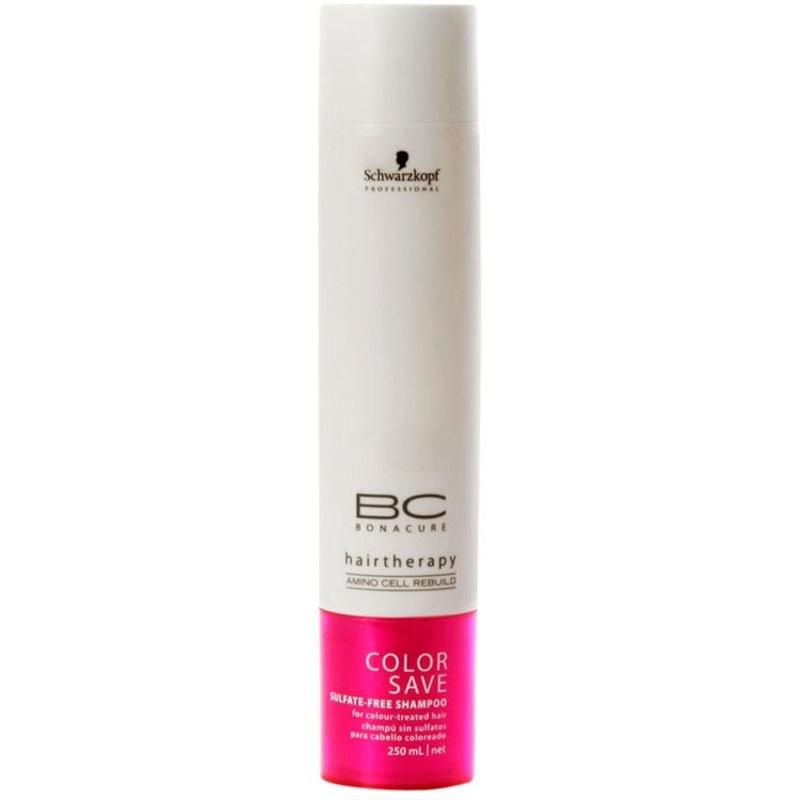 Schwarzkopf Professional BC Bonacure Color Save Sulfate Free - Shampoo 250ml