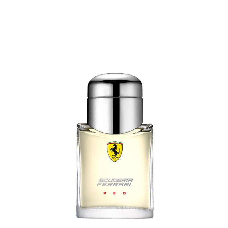 Scuderia Ferrari Red Eau de Toilette - Perfume Masculino 40ml