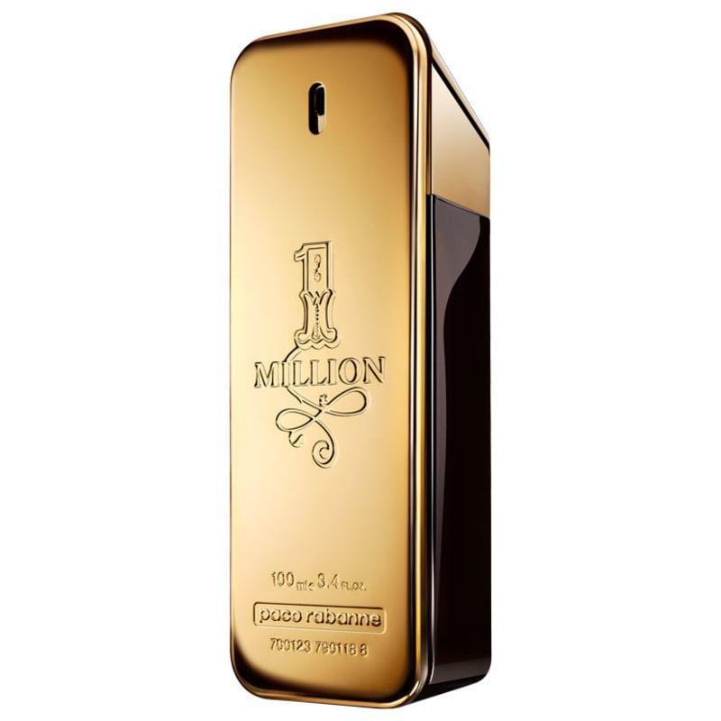 1 Million Paco Rabanne Eau de Toilette - Perfume Masculino 100ml
