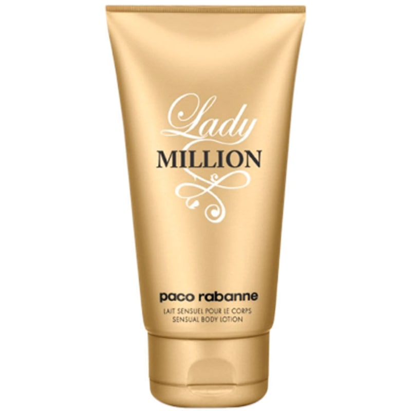 Paco Rabanne Lady Million Body Lotion Feminino - Loção Corporal