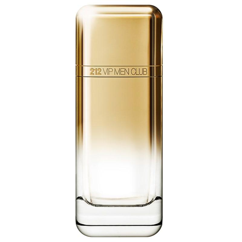 212 VIP Men Club Edition Carolina Herrera Eau de Toilette - Perfume Masculino 100ml