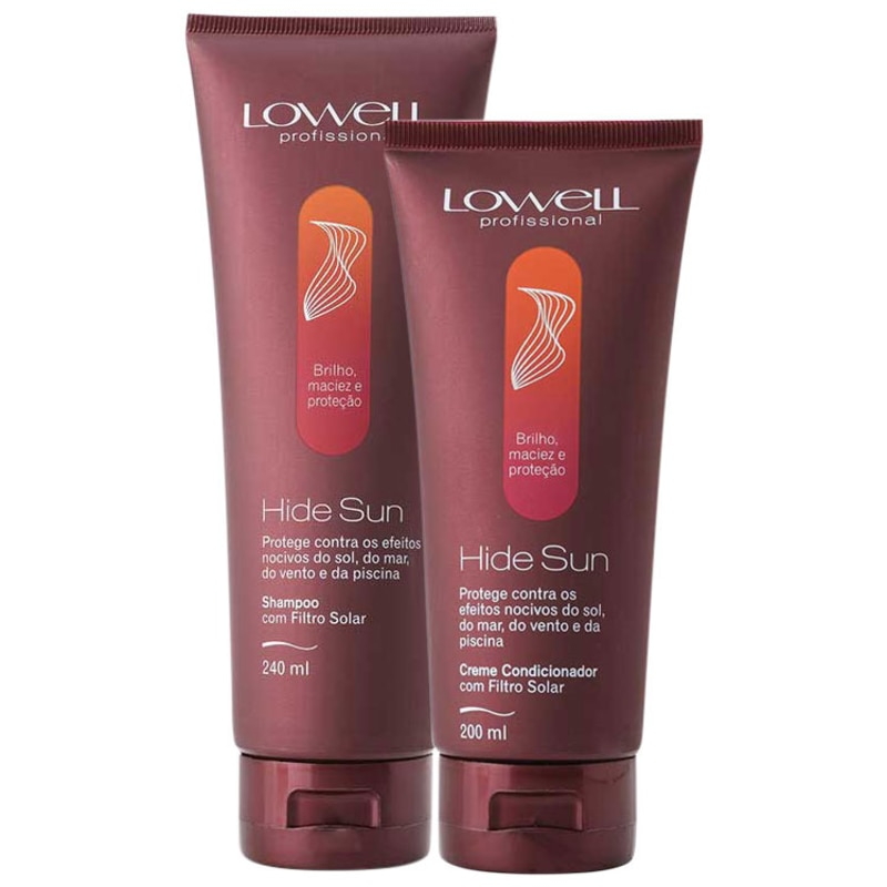 Lowell Hide Sun Duo Kit (2 Produtos)