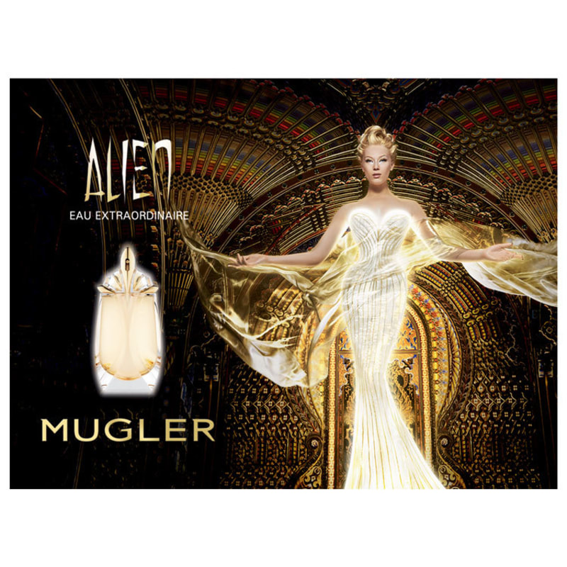 alien eau extraordinaire thierry mugler perfume beleza na web. Black Bedroom Furniture Sets. Home Design Ideas