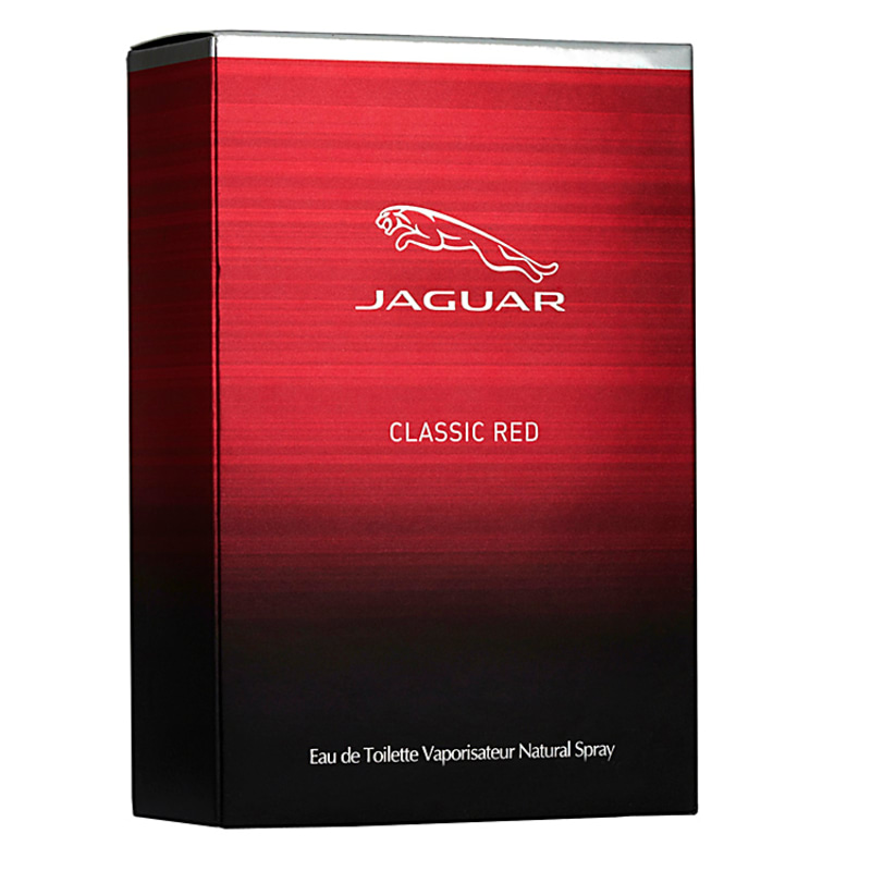 Perfume Jaguar Red Resenha: Jaguar Classic Red - Perfume Masculino