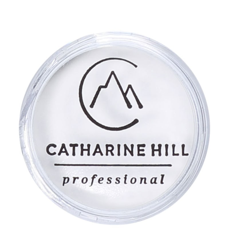 Catharine Hill Clown Make-up Waterproof Mini Branco - Sombra Matte 4g