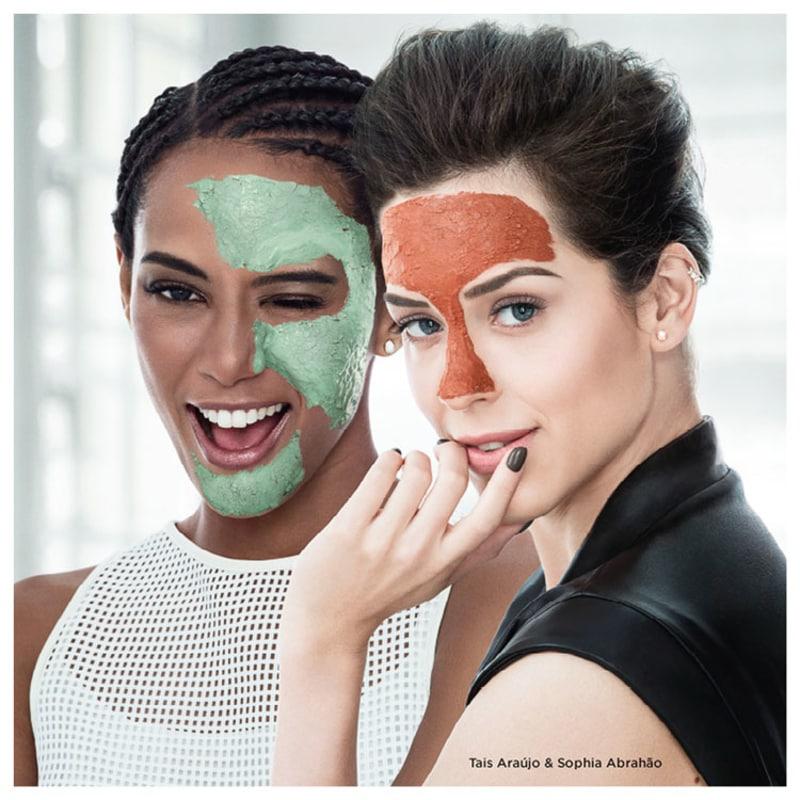 Mascara detox loreal argila pura
