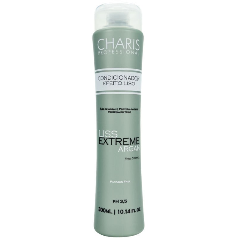 Charis Professional Liss Extreme Argan - Condicionador 300ml