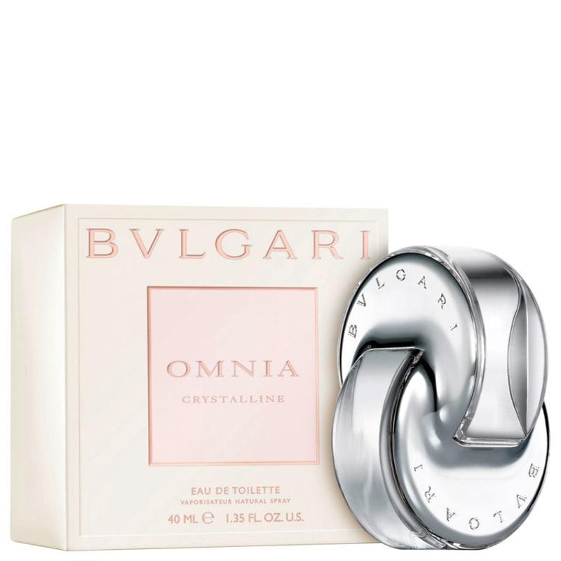 Omnia Crystalline Bvlgari Eau de Toilette - Perfume Feminino 40ml