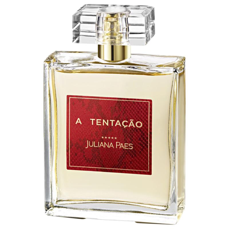 A Tentação Juliana Paes Eau de Cologne - Perfume Feminino 100ml