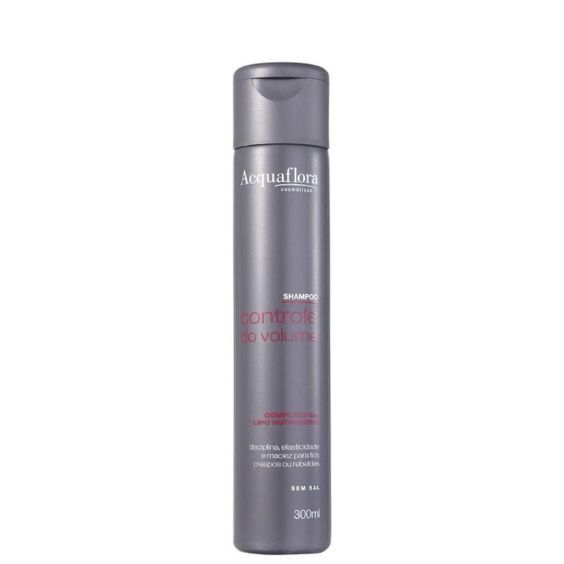 Acquaflora Controle do Volume - Shampoo sem Sal 300ml