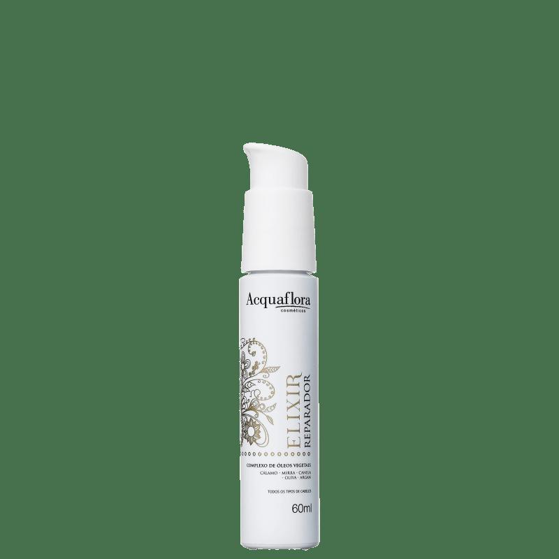 Acquaflora Elixir Reparador - Tratamento Nutritivo 60ml