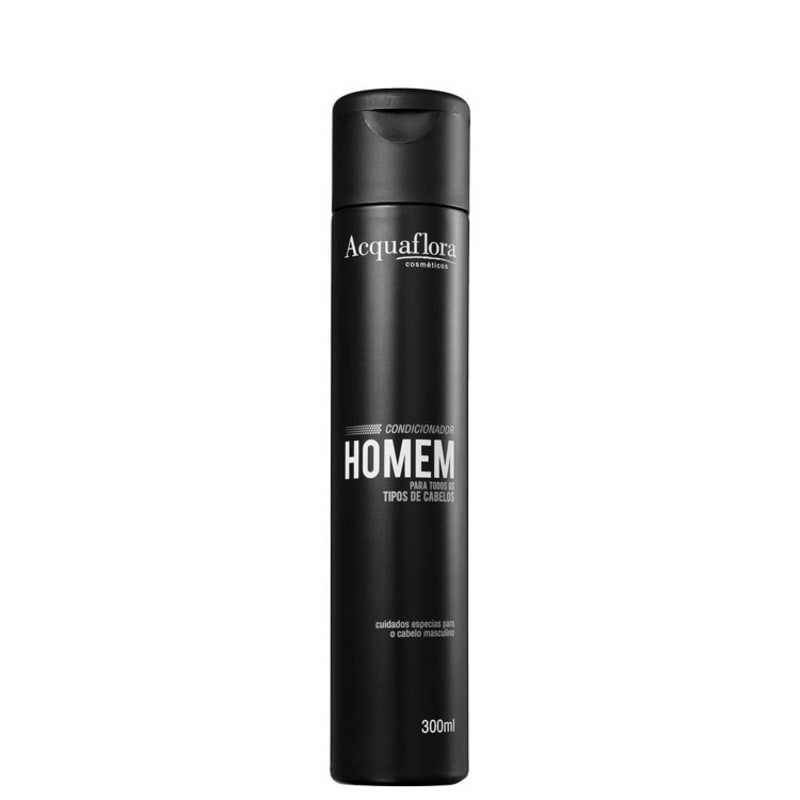 Acquaflora Homem Normais - Condicionador 300ml