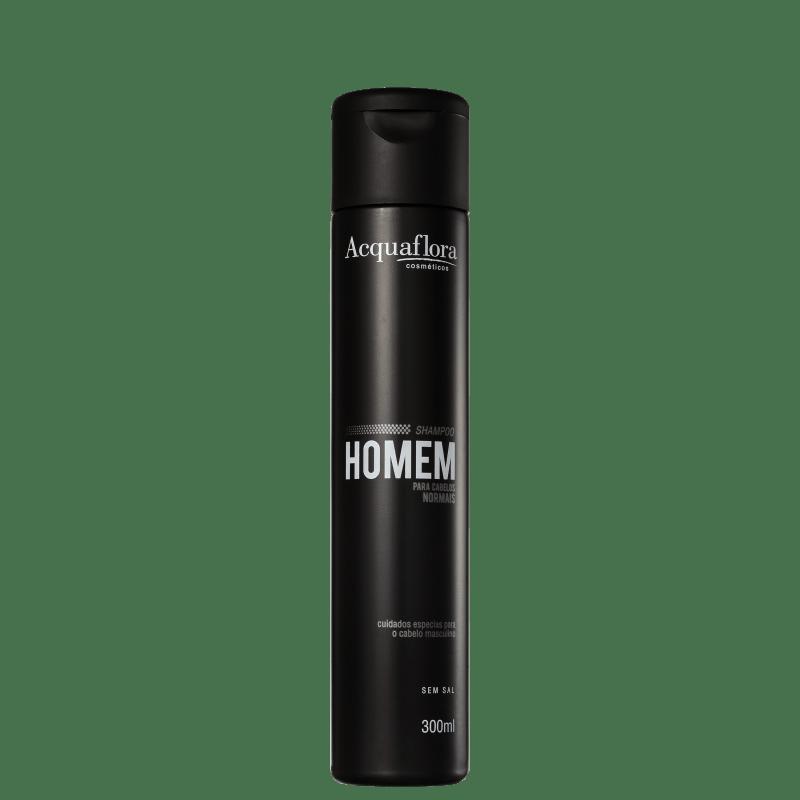 Acquaflora Homem Normais - Shampoo 300ml