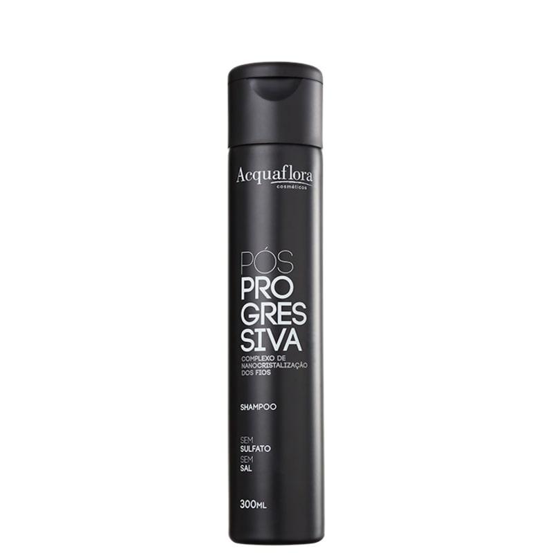 Acquaflora Pós-progressiva - Shampoo 300ml