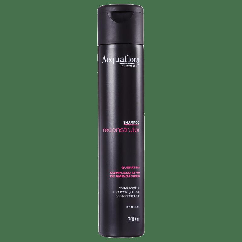 Acquaflora Reconstrutor - Shampoo 300ml