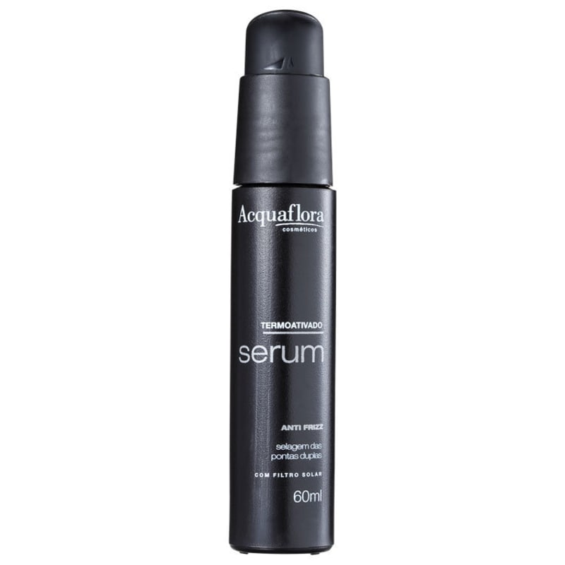 Acquaflora Serum Termoativo - Finalizador 60ml