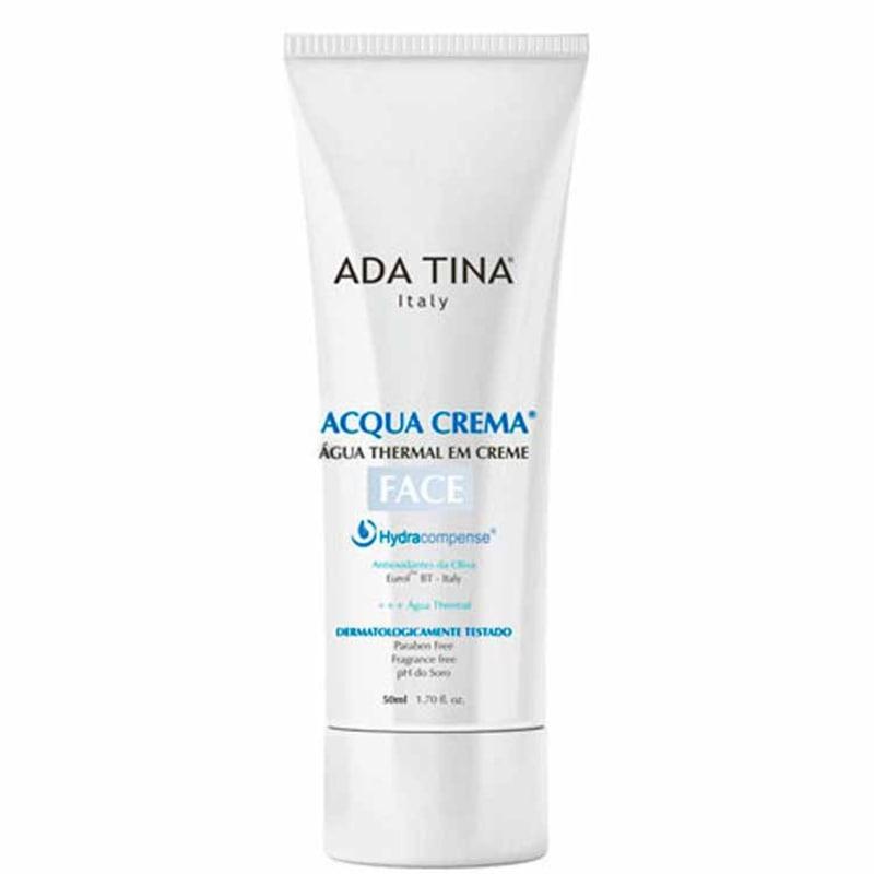 Ada Tina Acqua Crema Face - Hidratante Facial 50ml