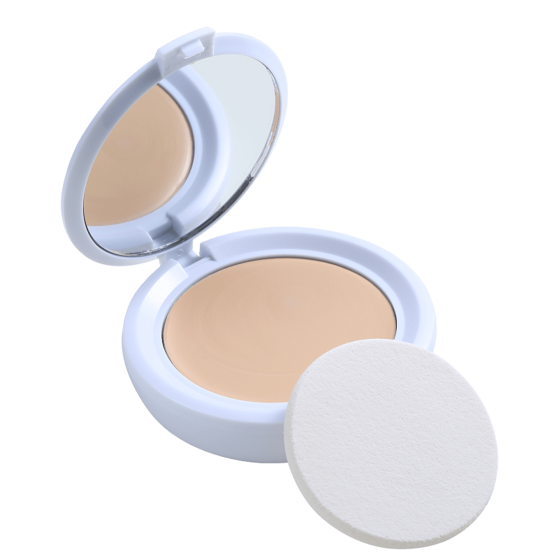 Ada Tina Biosole BB Secco FPS60 Bianco - Protetor Solar Facial com Cor 10g