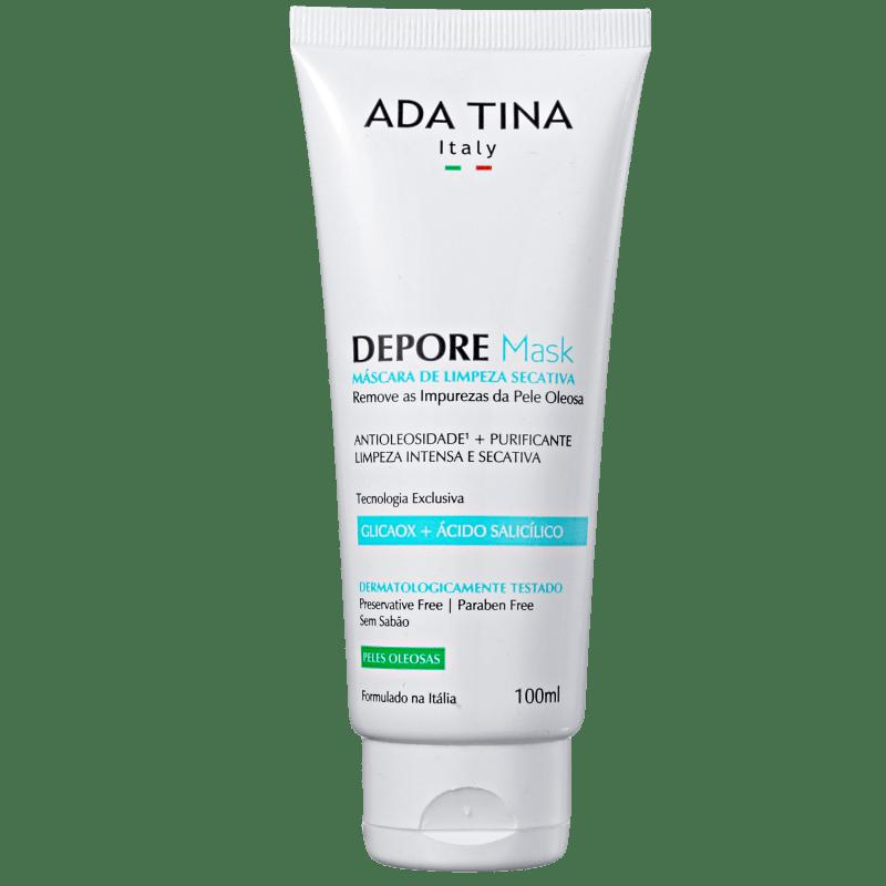 Ada Tina Depore - Máscara de Limpeza Secativa 100ml