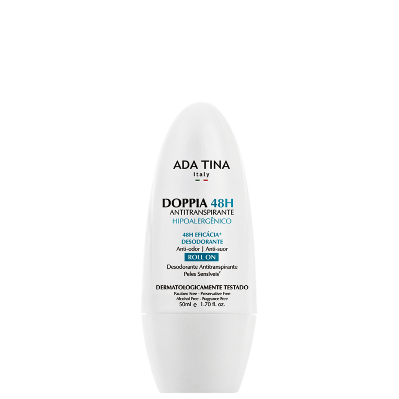 Ada Tina Doppia 48h - Desodorante Roll-on 50ml