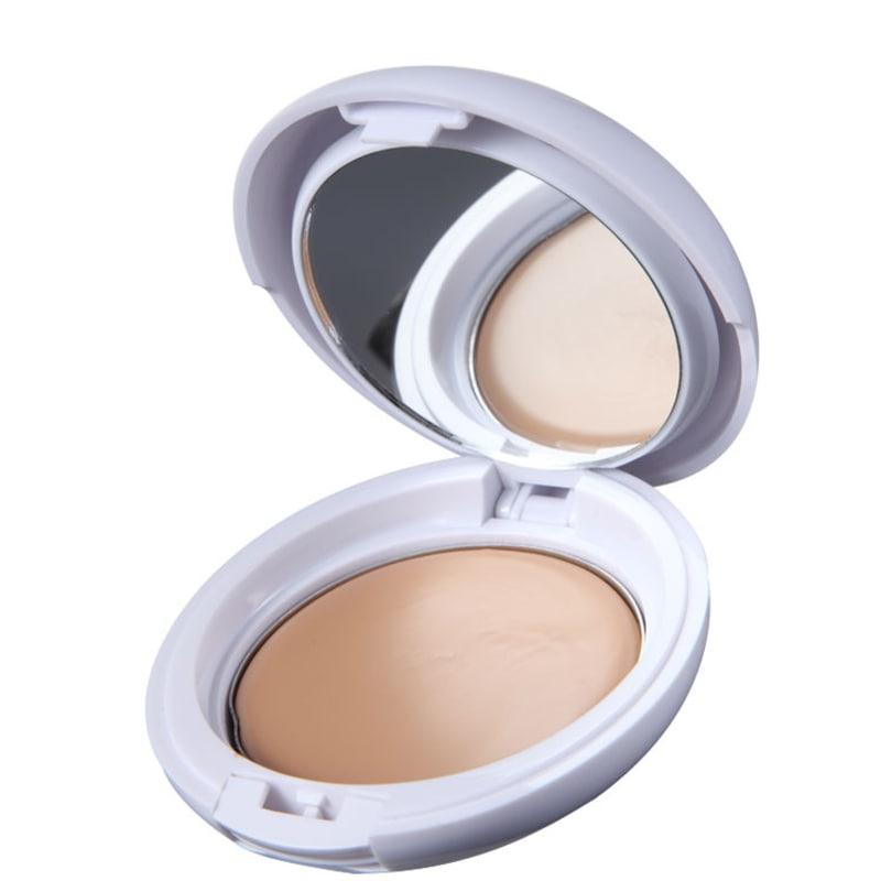Ada Tina Normalize Ft Compatto In Crema Beige FPS 60 - Protetor Solar Facial