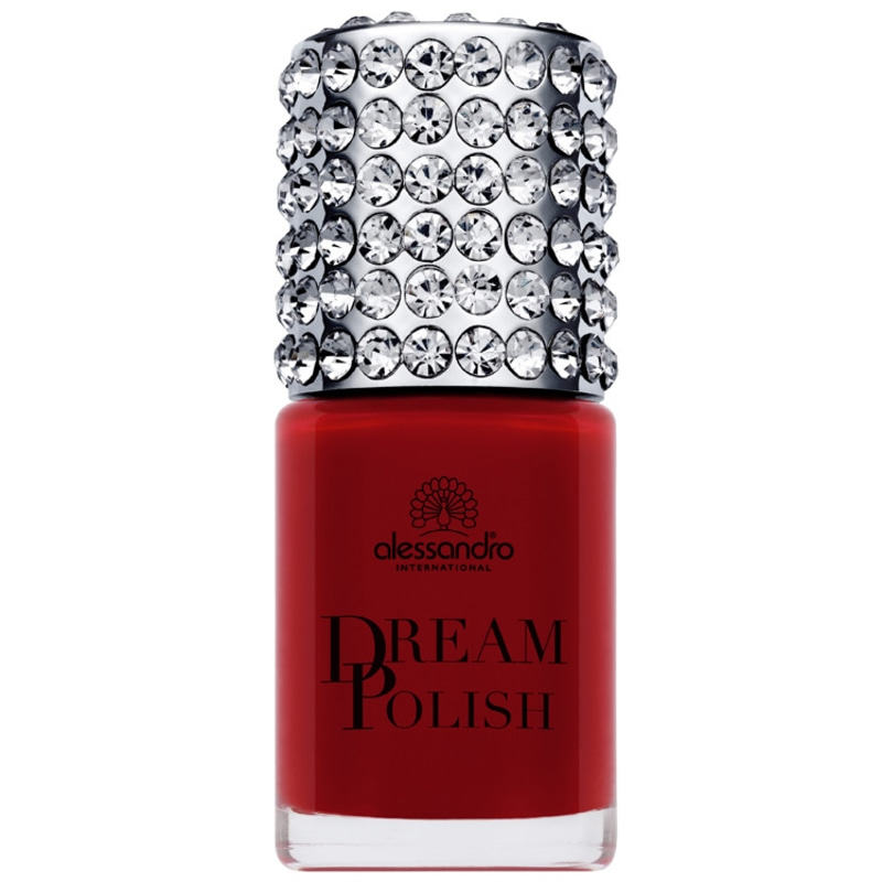 Alessandro International Dream Polish Lady In Red - Esmalte Cremoso 15ml