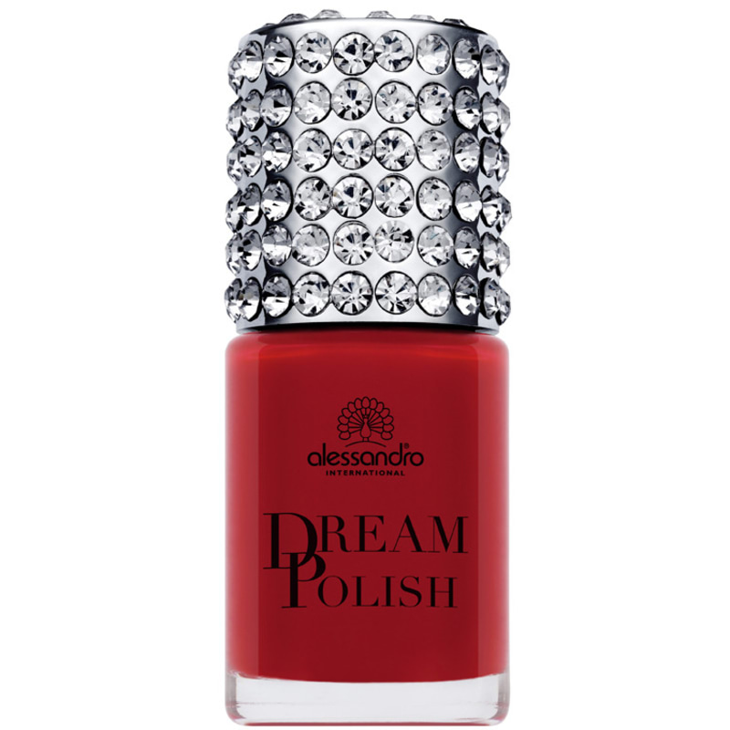 Alessandro International Dream Polish Red Diva - Esmalte Cremoso 15ml