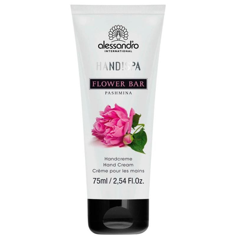 Alessandro Flower Bar Hand Cream Pashmina - Creme para Mãos 75ml