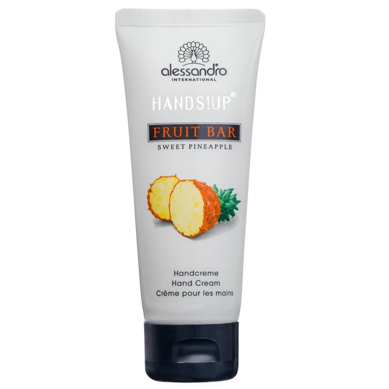 Alessandro Fruit Bar Sweet Pineapple - Creme para as Mãos 75ml