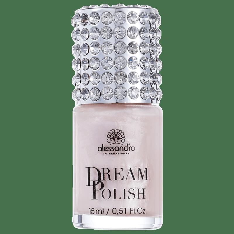 Alessandro International Dream Polish Line White Caviar Coat - Base Incolor para Unhas 15ml