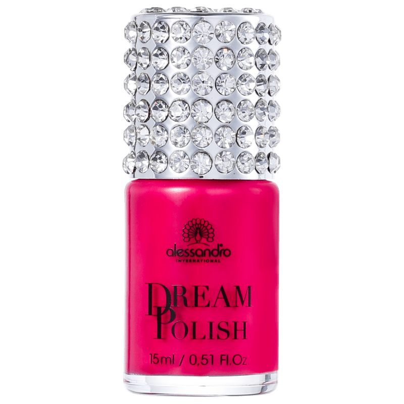 Alessandro International Dream Polish Pink Panther - Esmalte Cremoso 15ml