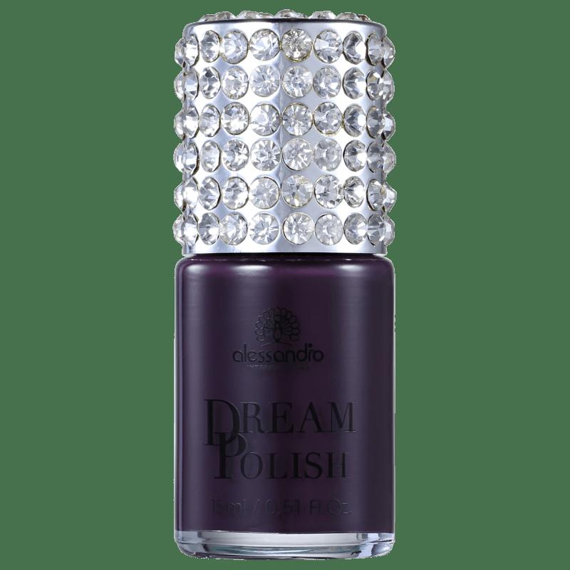 Alessandro International Dream Polish Purple Pleasure - Esmalte Cremoso 15ml