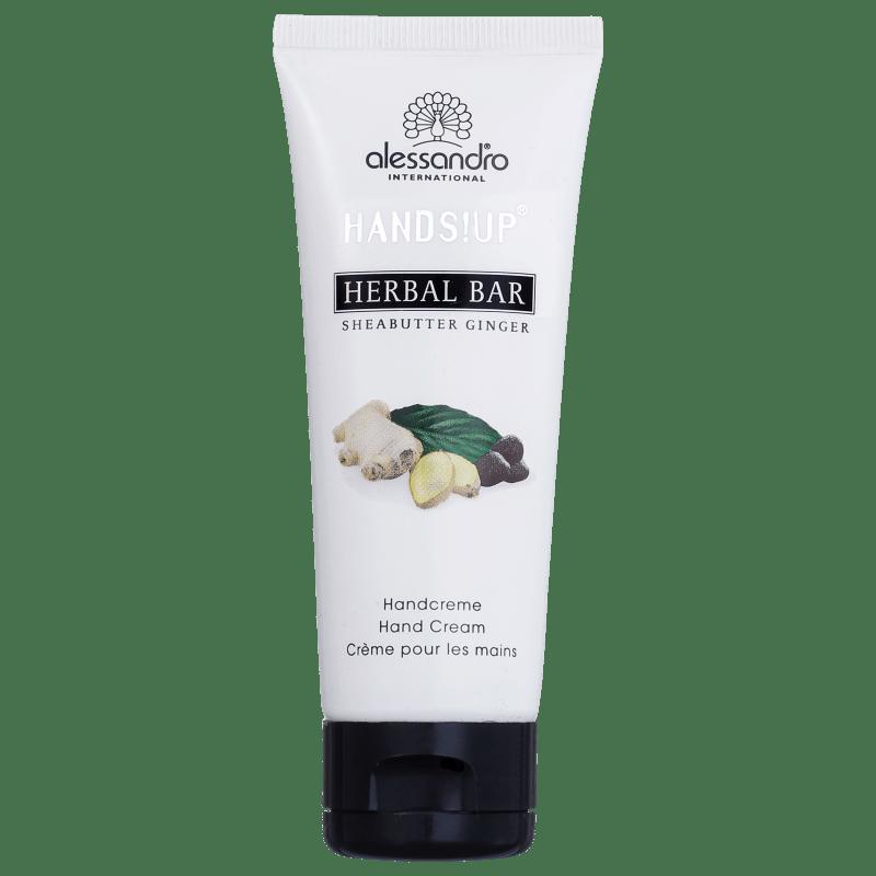 Alessandro International Flower Bar Shea Butter Ginger - Creme para as Mãos 75ml
