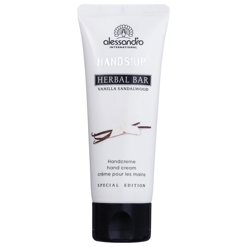 Alessandro International Flower Bar Vanilla Sandalwood - Creme para as Mãos 75ml