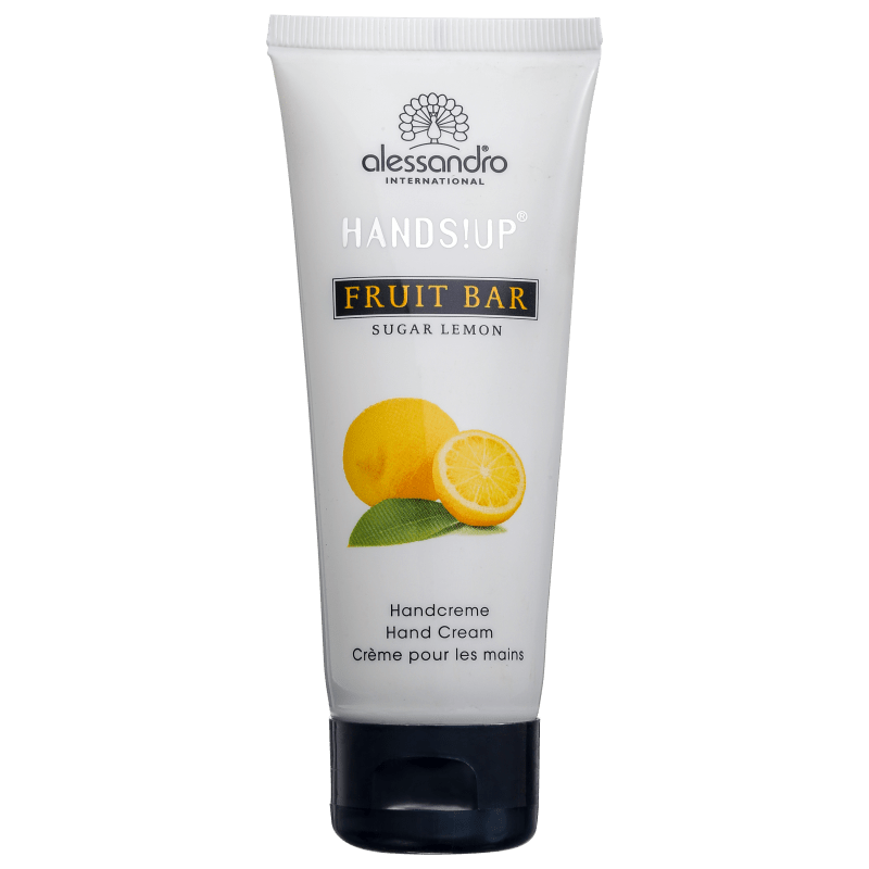 Alessandro International Fruit Bar Sugar Lemon - Creme para as Mãos 75ml