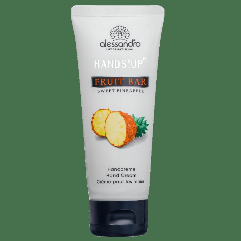 Alessandro International Fruit Bar Sweet Pineapple - Creme para as Mãos 75ml