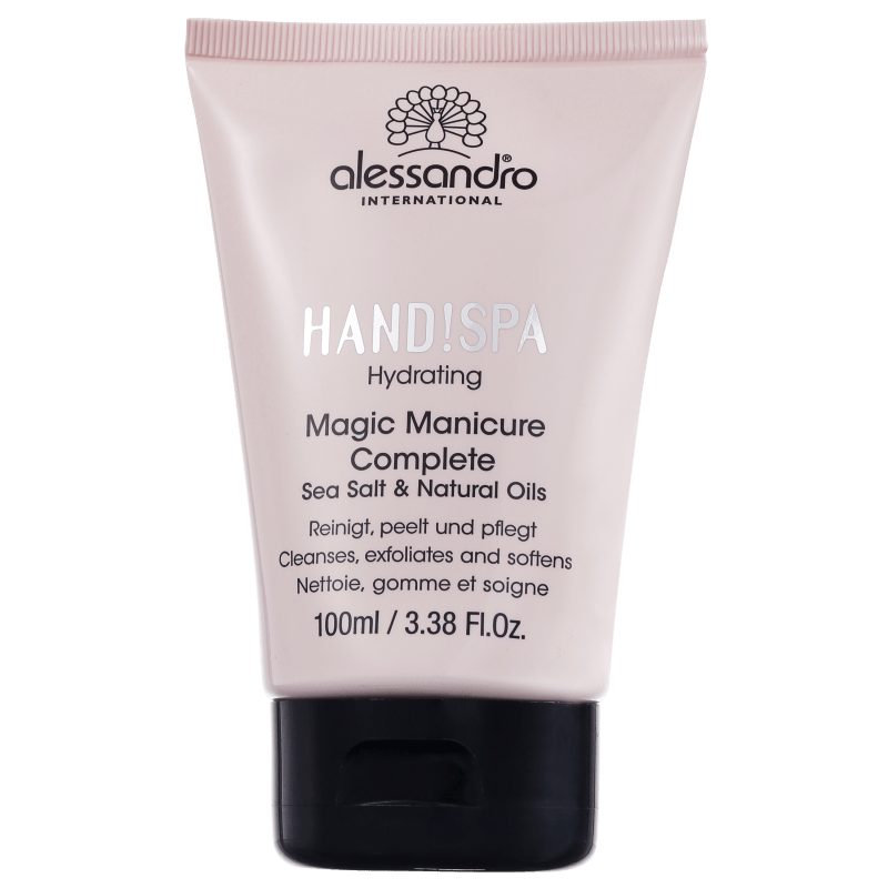 Alessandro International Hand!Spa Magic Manicure - Creme Esfoliante para as Mãos 100ml