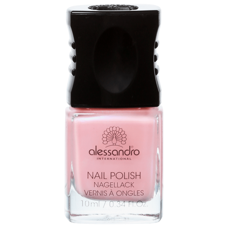 Alessandro International Nail Polish Baby Pink - Esmalte Cremoso 10ml