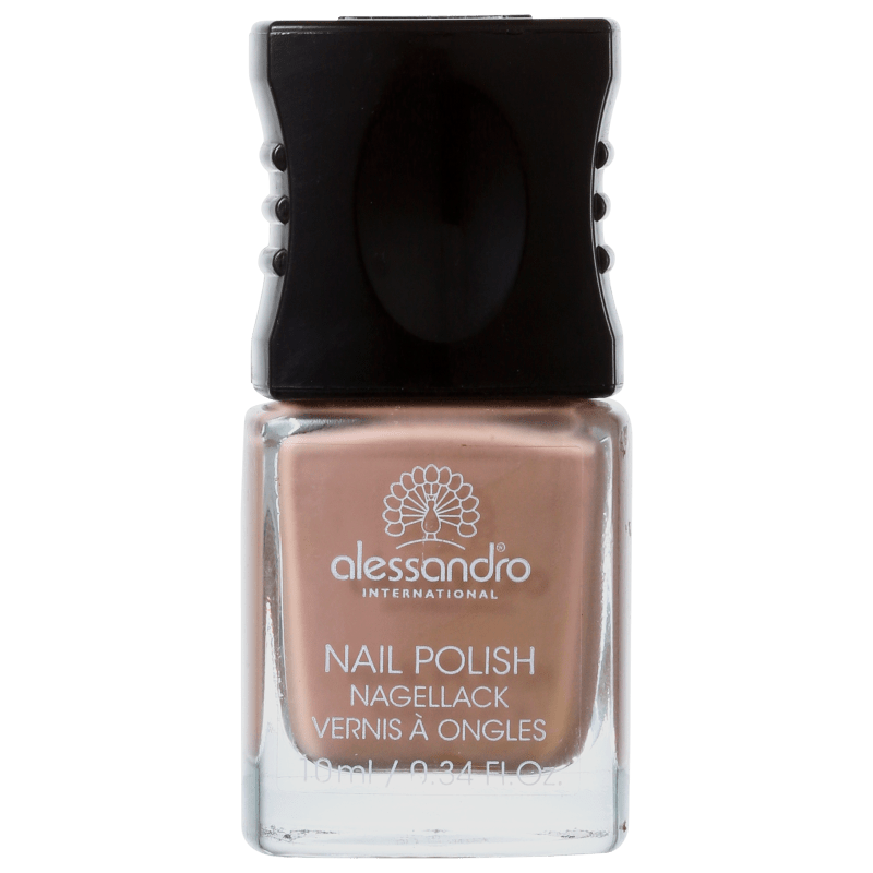 Alessandro International Nail Polish Cashmere Touch - Esmalte Cremoso 10ml
