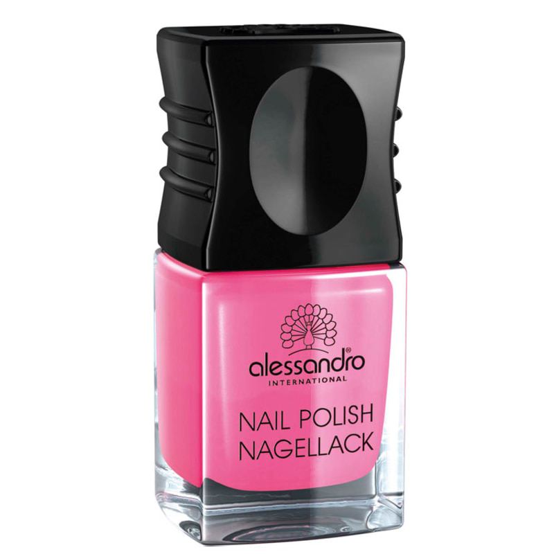 Alessandro International Nail Polish Hawaiian Dream - Esmalte Cremoso 10ml
