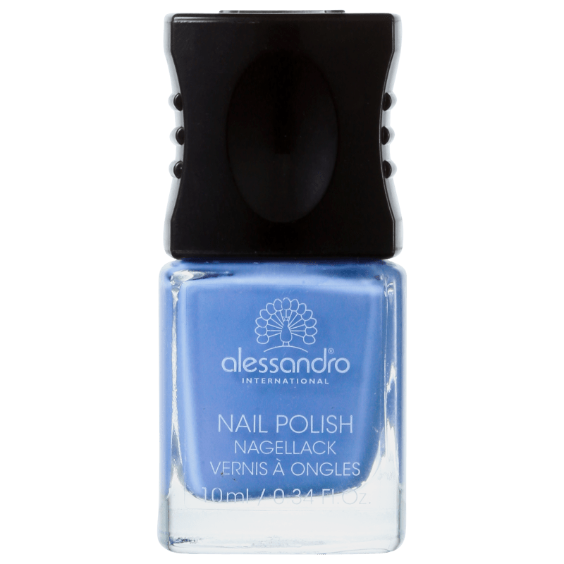 Alessandro International Nail Polish Lucky Lavender - Esmalte Cremoso 10ml