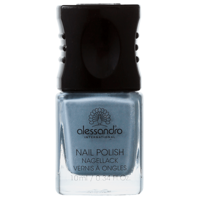 Alessandro International Nail Polish Mirror, Mirror - Esmalte Cremoso 10ml