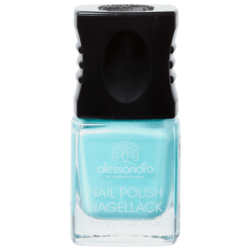 Alessandro International Nail Polish Peppermint Patty - Esmalte Cremoso 10ml